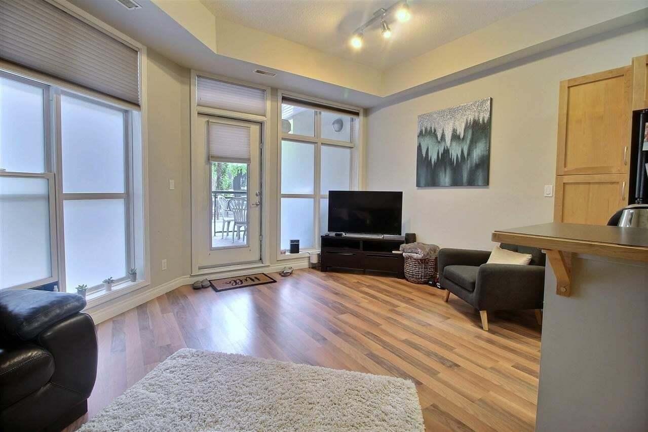 Condo for sale at 10407 122 St NW Unit 131 Edmonton Alberta - MLS: E4216929