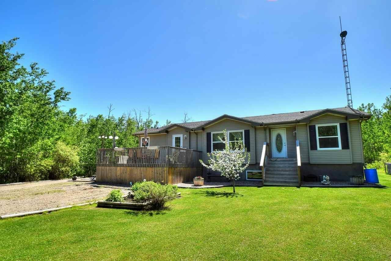 House for sale at 11124 Twp Rd Unit 131 Rural St. Paul County Alberta - MLS: E4187340