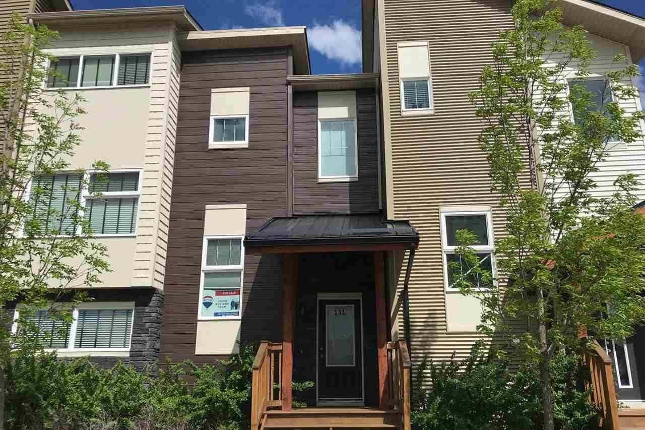 Townhouse for sale at 401 Southfork Dr Unit 131 Leduc Alberta - MLS: E4197685
