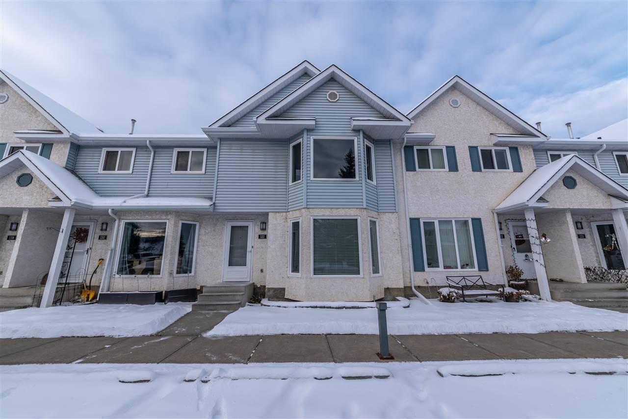 Townhouse for sale at 5 Aberdeen Wy Unit 131 Stony Plain Alberta - MLS: E4182138