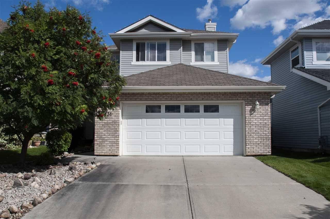 House for sale at 131 65 St Sw Edmonton Alberta - MLS: E4171654