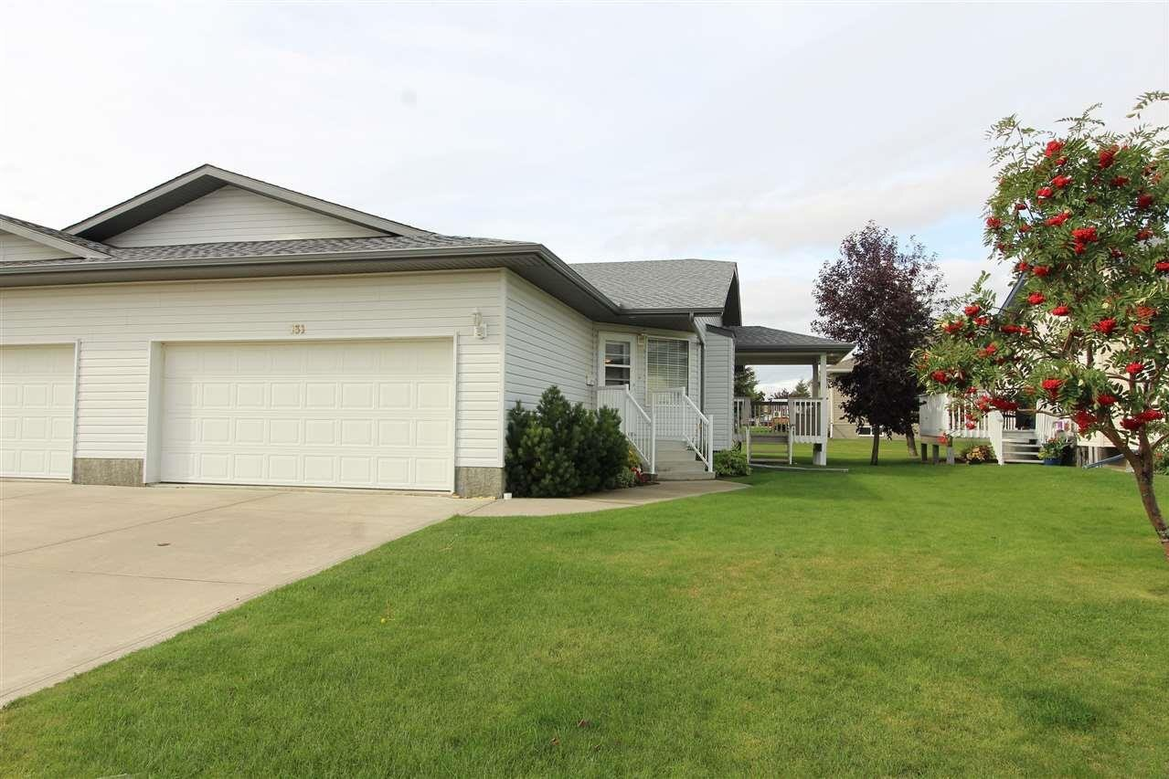 Townhouse for sale at 7000 Northview Dr Unit 131 Wetaskiwin Alberta - MLS: E4187102