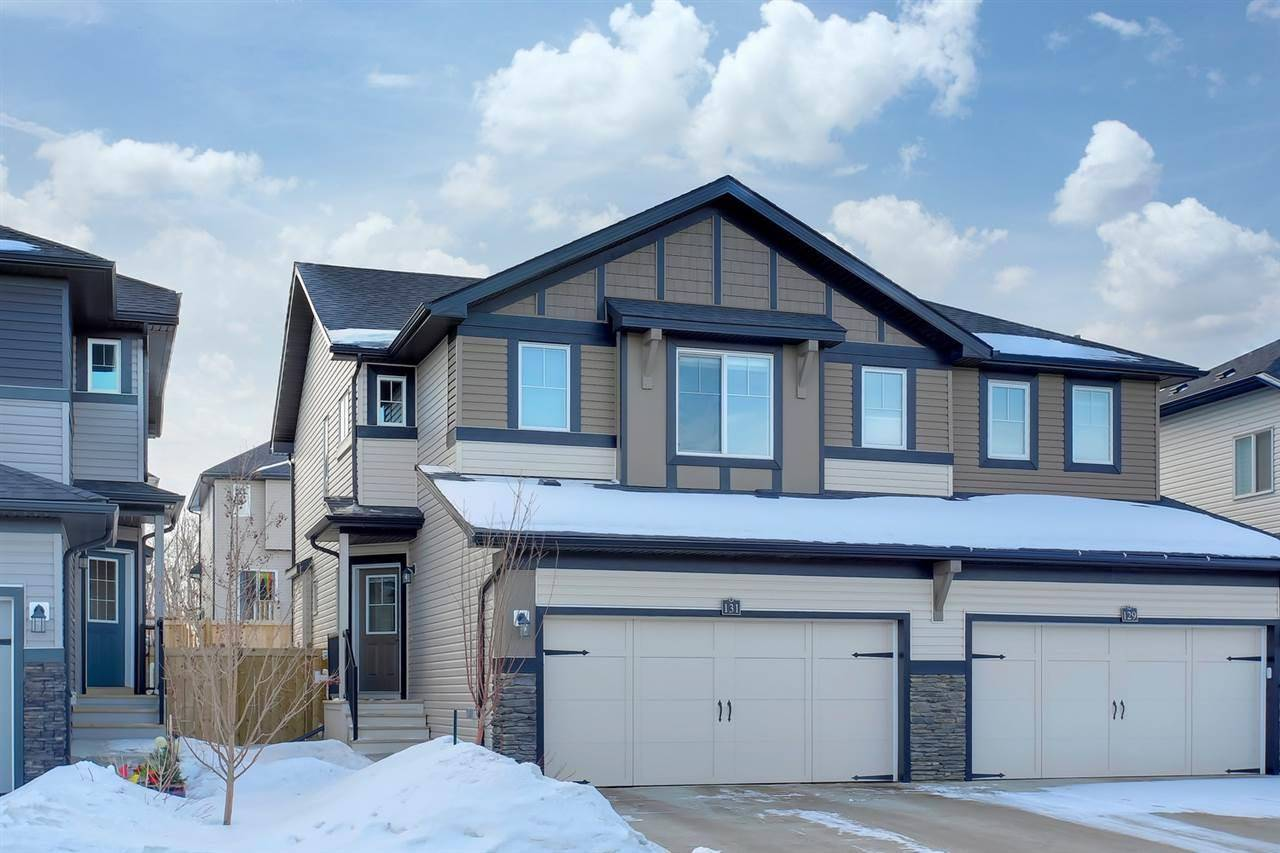 Townhouse for sale at 131 Abbey Rd Sherwood Park Alberta - MLS: E4192574