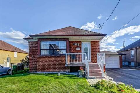 House for sale at 131 Anthony Rd Toronto Ontario - MLS: W4918942