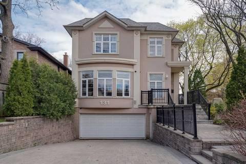 House for sale at 131 Bannockburn Ave Toronto Ontario - MLS: C4449045
