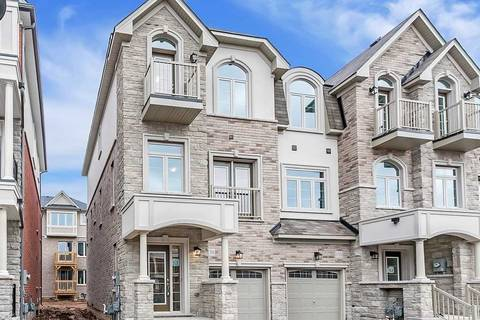 Townhouse for sale at 131 Borers Creek Circ Hamilton Ontario - MLS: X4491048