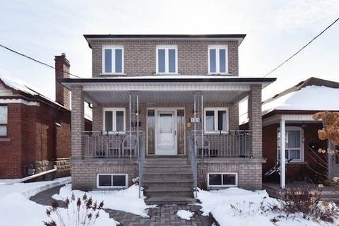 House for sale at 131 Bowie Ave Toronto Ontario - MLS: W4698420