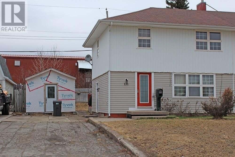 House for sale at 131 Cabot Cres Labrador City Newfoundland - MLS: 1214372