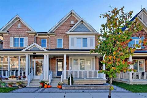 Townhouse for sale at 131 Cornwall Dr Markham Ontario - MLS: N4954429