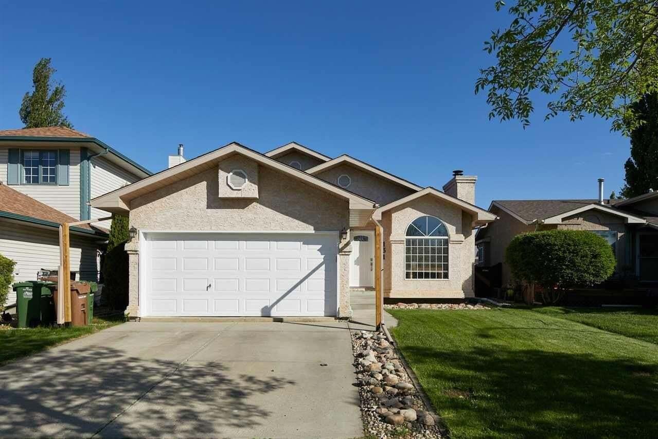 House for sale at 131 Deer Ridge Dr St. Albert Alberta - MLS: E4200035