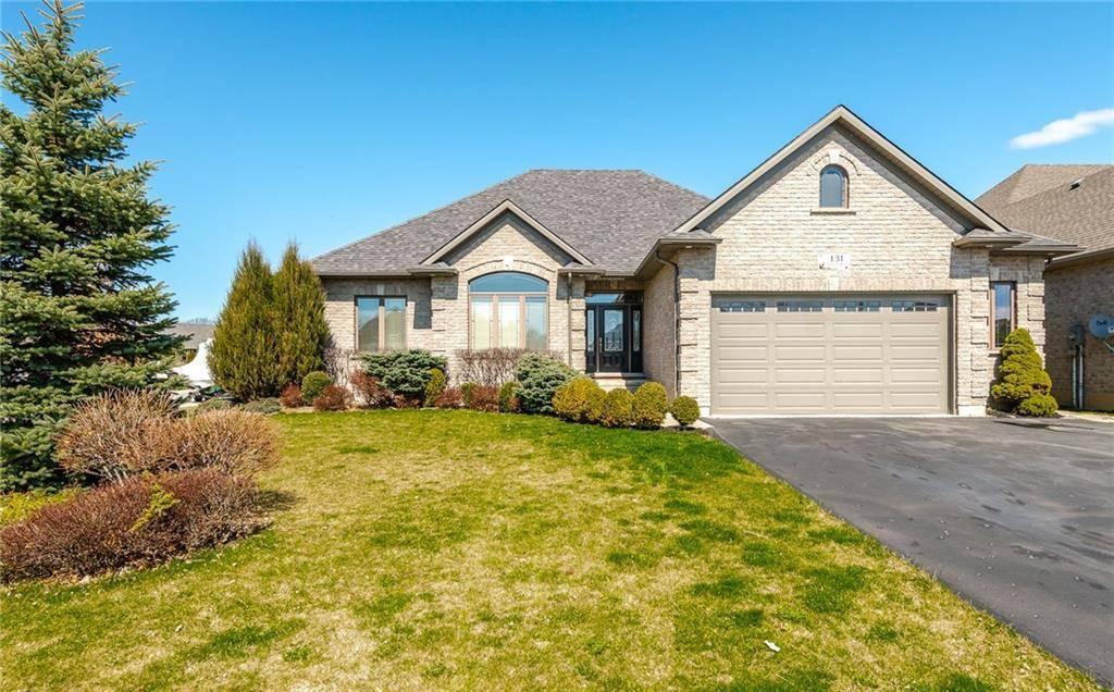 House for sale at 131 Donjon Blvd Port Dover Ontario - MLS: 30801588