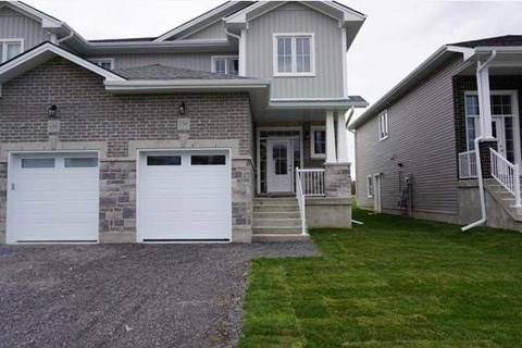 Townhouse for sale at 131 Dr. Richard James Cres Loyalist Ontario - MLS: X4689301