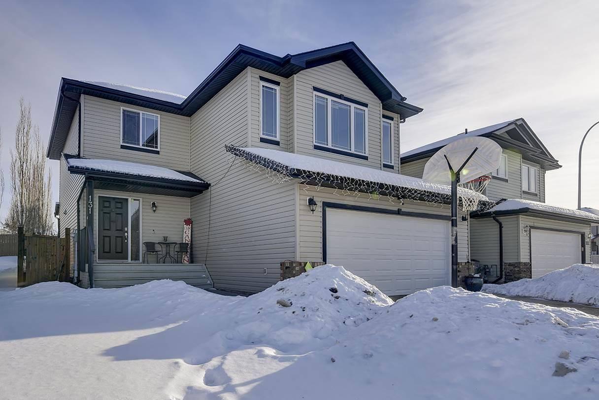 House for sale at 131 Eagle Ridge Pt Stony Plain Alberta - MLS: E4186751