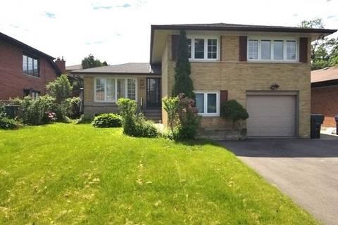 House for rent at 131 Elvaston Dr Toronto Ontario - MLS: C4490599