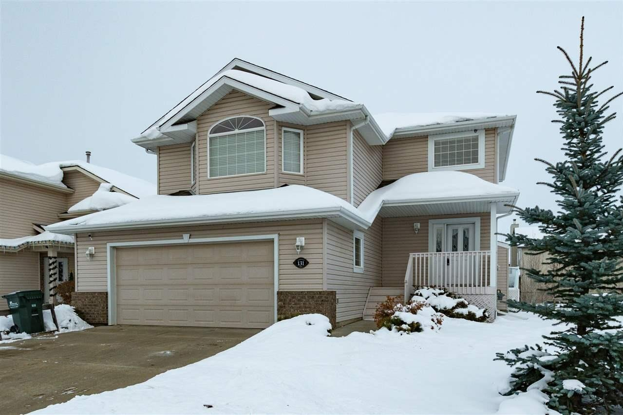House for sale at 131 Foxhaven Wy Sherwood Park Alberta - MLS: E4221940