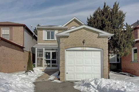 House for sale at 131 Grenbeck Dr Toronto Ontario - MLS: E4378021