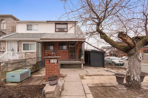 Townhouse for sale at 131 Hatherley Rd Toronto Ontario - MLS: W4730119