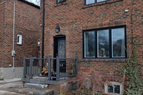 Townhouse for rent at 131 Highfield Rd Toronto Ontario - MLS: E4724851