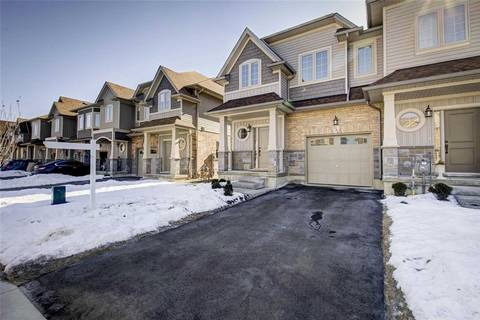 Townhouse for sale at 131 Kinsman Dr Hamilton Ontario - MLS: X4700572