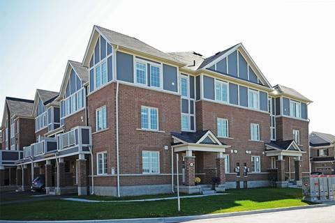 Townhouse for rent at 131 Lemieux Ct Milton Ontario - MLS: W4545466