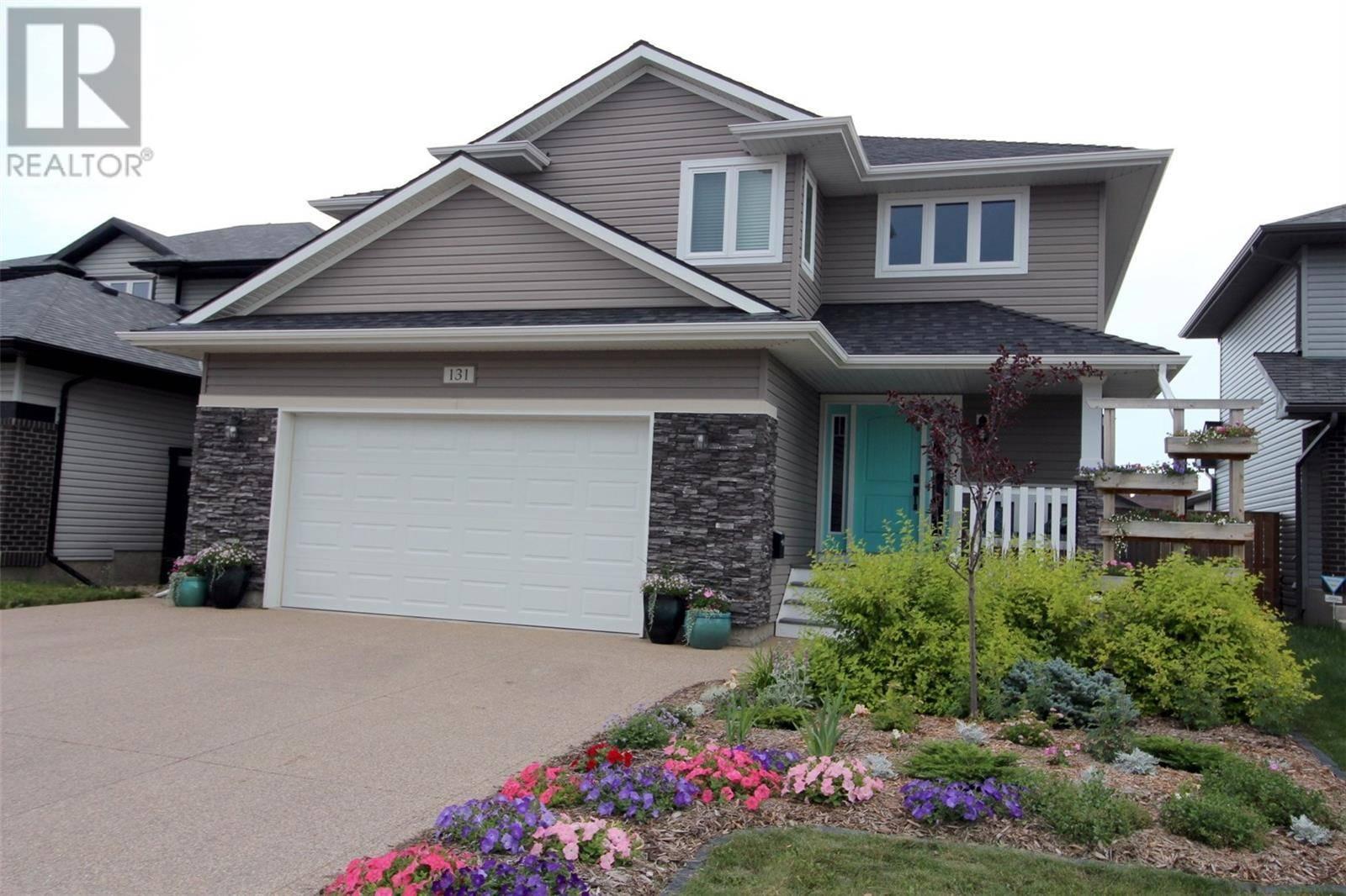 House for sale at 131 Levalley Cv  Saskatoon Saskatchewan - MLS: SK781922