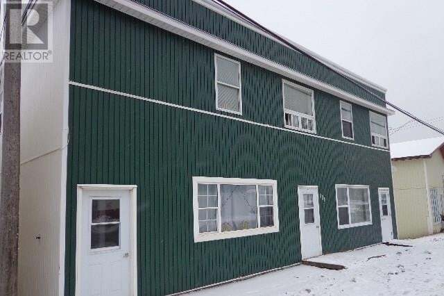 Townhouse for sale at 131 Main St Springdale Newfoundland - MLS: 1211582