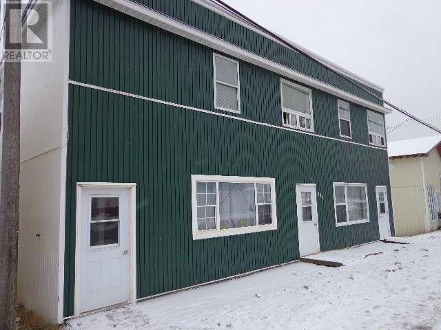 Townhouse for sale at 131 Main St Springdale Newfoundland - MLS: 1211582