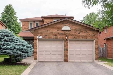 House for sale at 131 Major William Sharpe Dr Brampton Ontario - MLS: W4803225