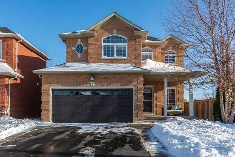 House for sale at 131 Meadowbank Dr Hamilton Ontario - MLS: X4633259