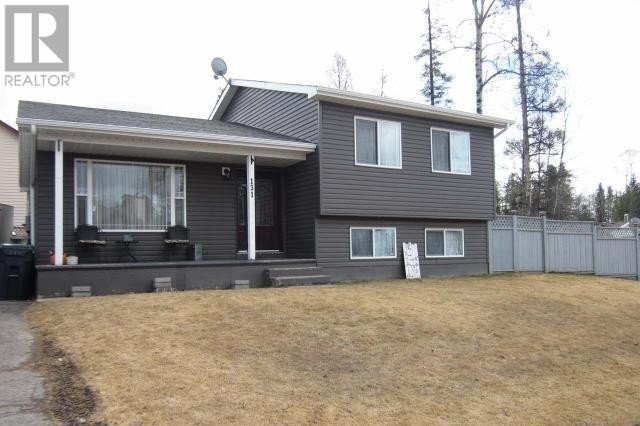 House for sale at 131 Red Willow Ave Tumbler Ridge British Columbia - MLS: 183407
