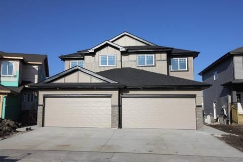Townhouse for sale at 131 Richmond Li Fort Saskatchewan Alberta - MLS: E4150636