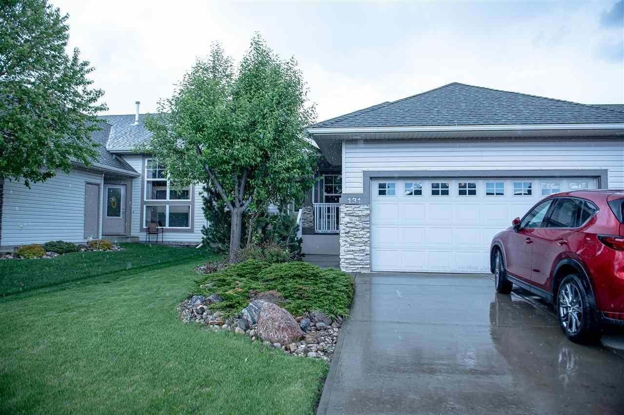 House for sale at 131 Ridgehaven Cr Sherwood Park Alberta - MLS: E4200316
