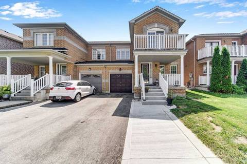 Townhouse for sale at 131 Seaside Circ Brampton Ontario - MLS: W4552701