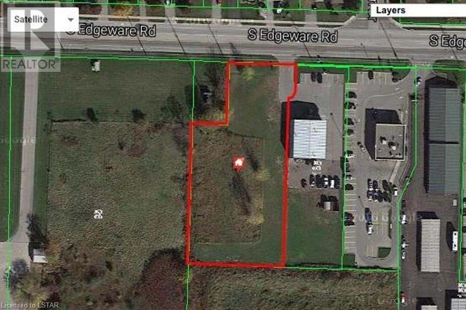 Commercial property for sale at 131 South Edgeware Rd St. Thomas Ontario - MLS: 270079