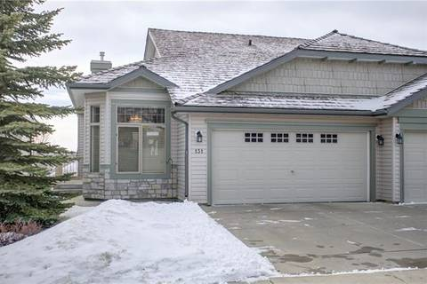 Townhouse for sale at 131 Springbank Villa(s) Southwest Calgary Alberta - MLS: C4290102