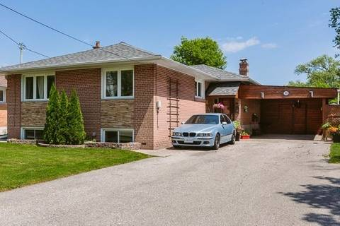 House for sale at 131 Thistle Down Blvd Toronto Ontario - MLS: W4491632