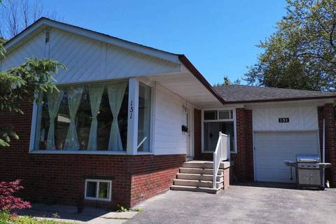 House for rent at 131 Waterloo Ave Toronto Ontario - MLS: C4670063