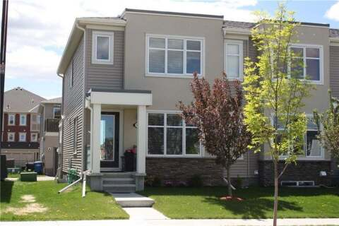 Townhouse for sale at 131 Windford Dr SW Airdrie Alberta - MLS: C4301857