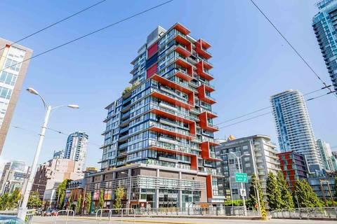 Condo for sale at 1325 Rolston St Unit 1310 Vancouver British Columbia - MLS: R2417255