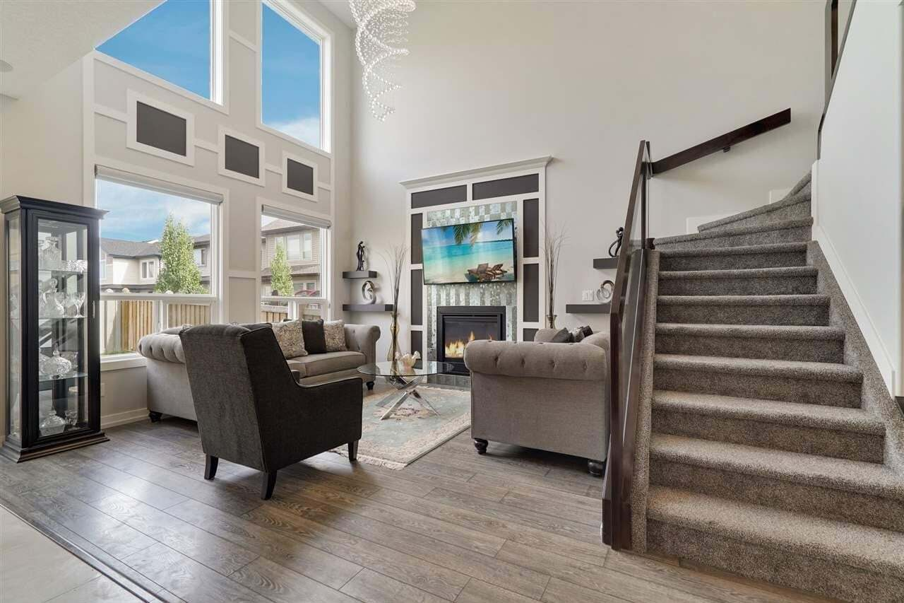 House for sale at 1310 Ainslie Wd SW Edmonton Alberta - MLS: E4213665