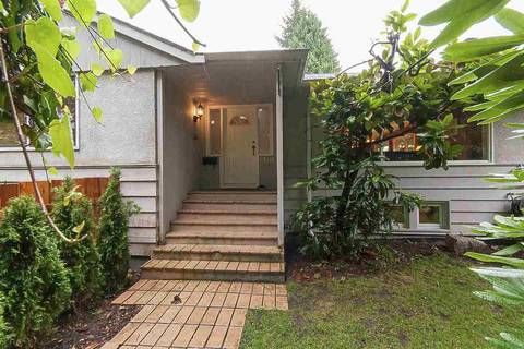 House for sale at 1310 Braeside St West Vancouver British Columbia - MLS: R2339934