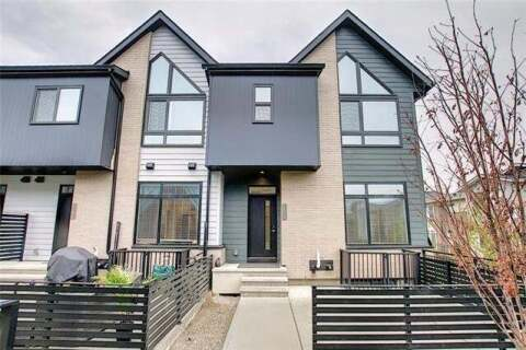 Townhouse for sale at 1310 Sage Meadows Garden(s) Northwest Calgary Alberta - MLS: C4297682