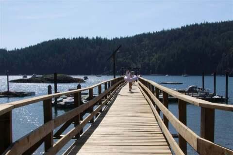 Home for sale at 1310 Sea Ranch Shoreline  Gambier Island British Columbia - MLS: R2446028