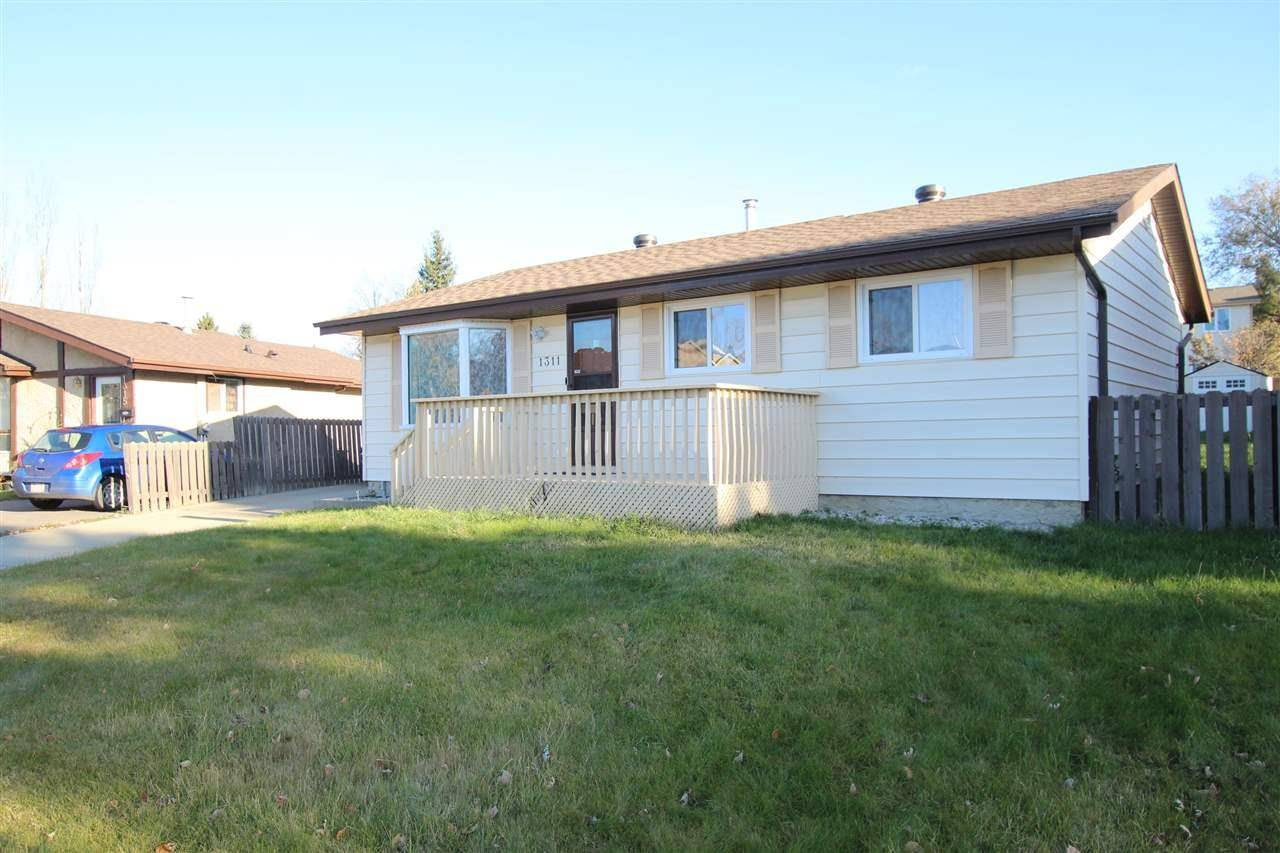 House for sale at 1311 39 St Nw Edmonton Alberta - MLS: E4189415
