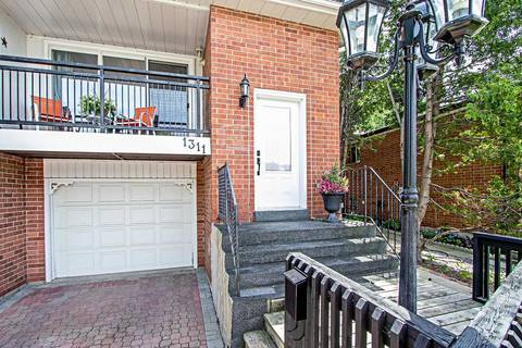 Townhouse for sale at 1311 Cherrydown Dr Oshawa Ontario - MLS: E4485018