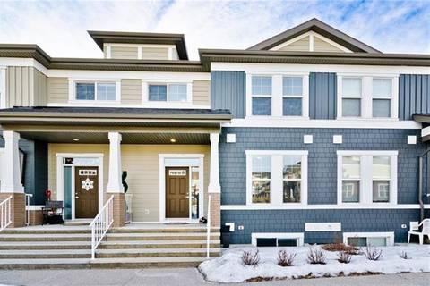 Townhouse for sale at 1311 Evanston Sq Northwest Calgary Alberta - MLS: C4283566