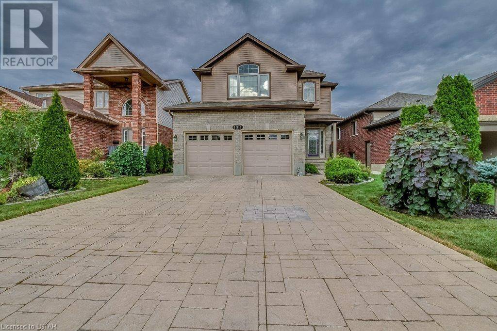 House for sale at 1311 Oakcrossing Rd London Ontario - MLS: 224431