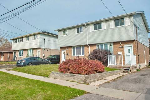 Townhouse for sale at 1311 Park Rd Oshawa Ontario - MLS: E4617827