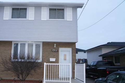 Townhouse for rent at 1311 Park Rd Oshawa Ontario - MLS: E4666610