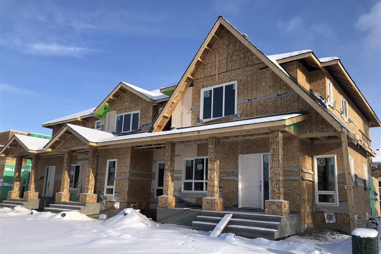 Townhouse for sale at 13113 132 Av NW Edmonton Alberta - MLS: E4198626